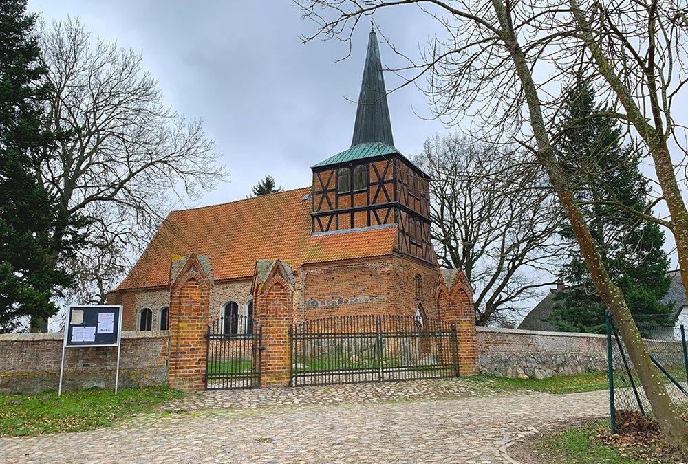Spätgotische Dorfkirche