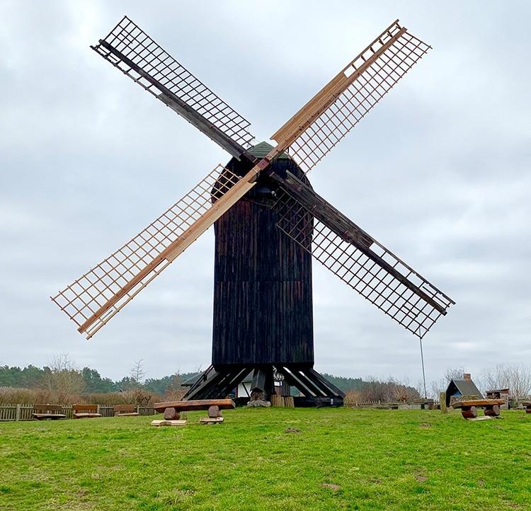 Bockwindmühle Pudagla