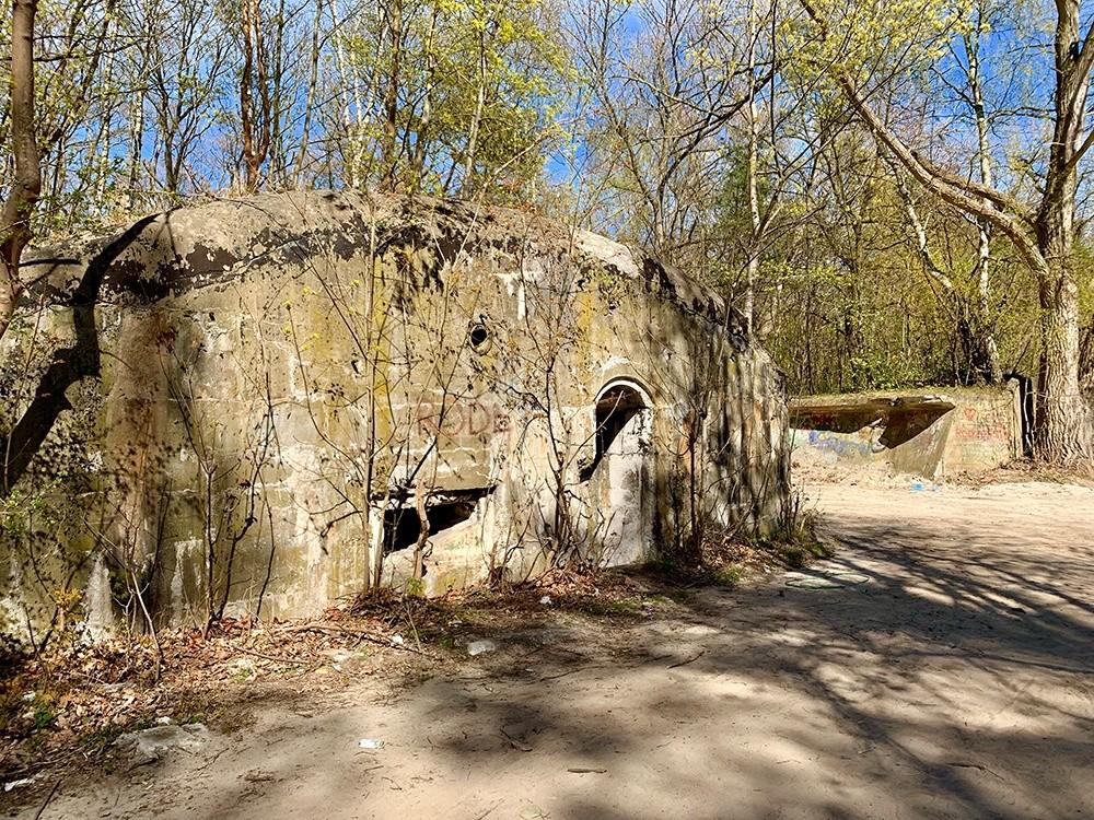 Bunker auf Usedom