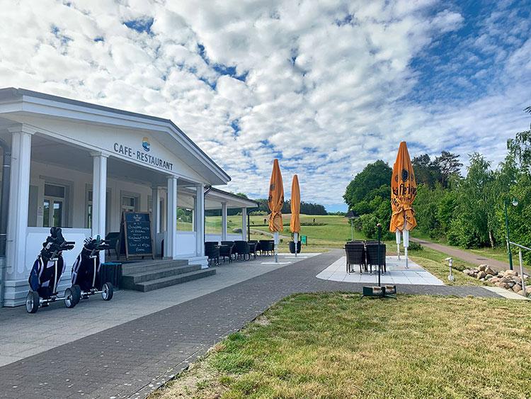 Golf spielen auf Usedom