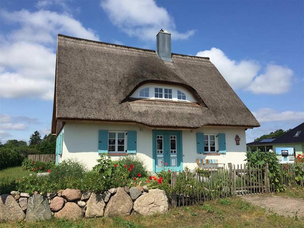 Reethaus Usedom in Korswandt